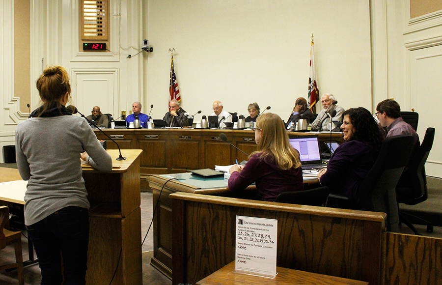 Police policy reforms among items to be discussed at Tuesday City Council meeting