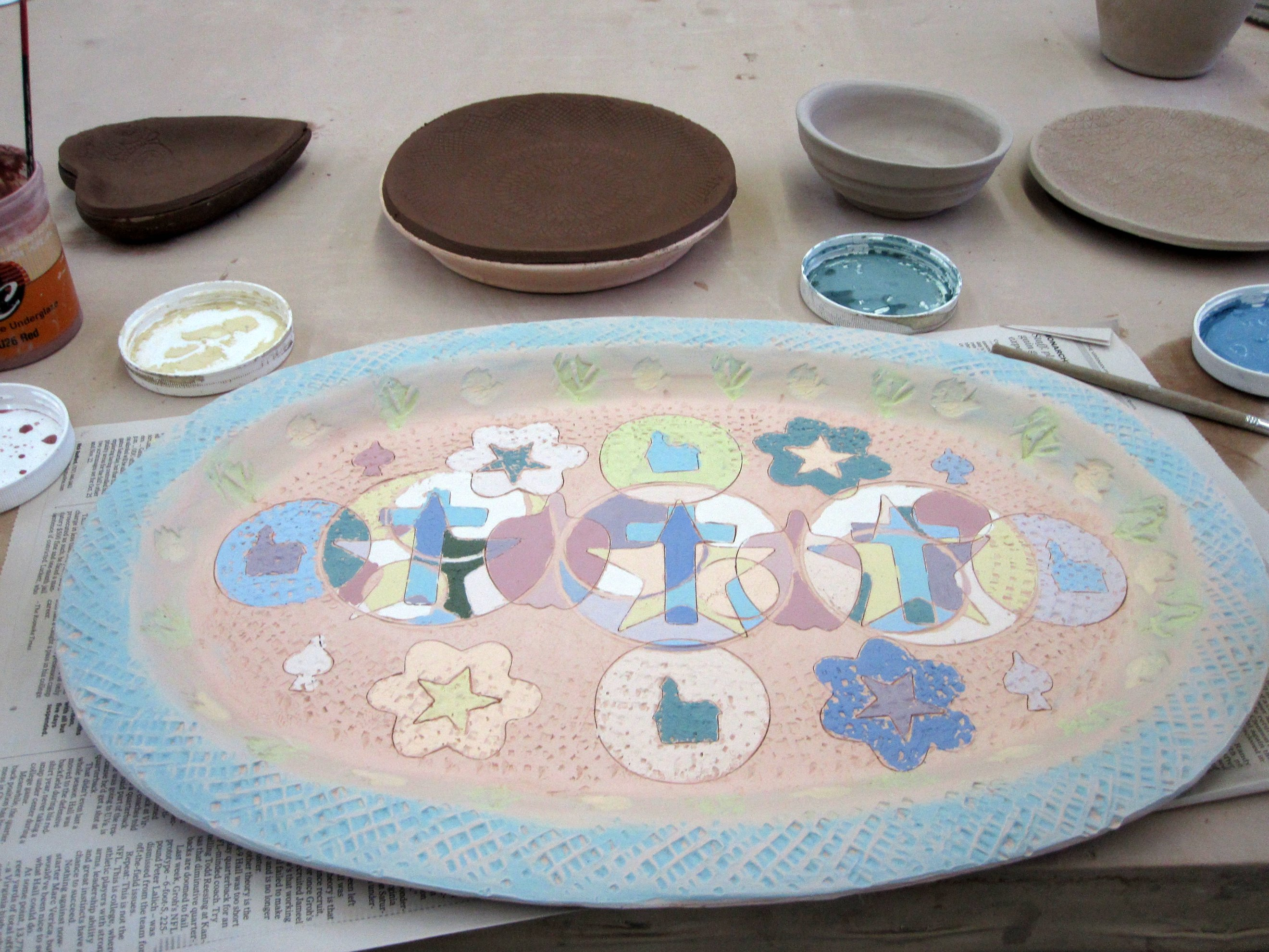 What to do if bored lonely in berkeley the daily californian painted pottery solutioingenieria Images
