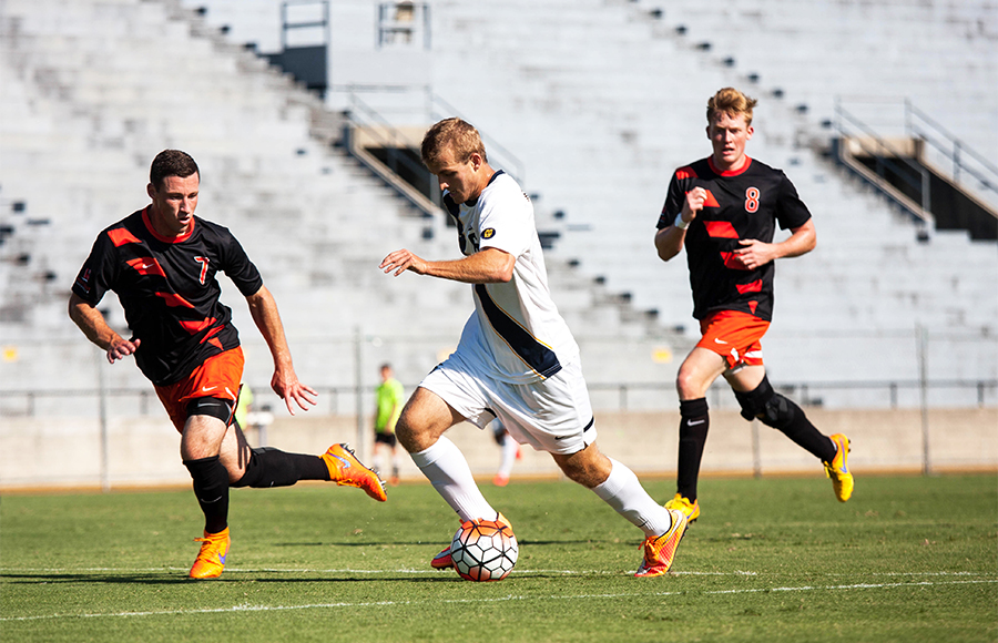 Cal men's soccer set to host Northeastern | The Daily ...
