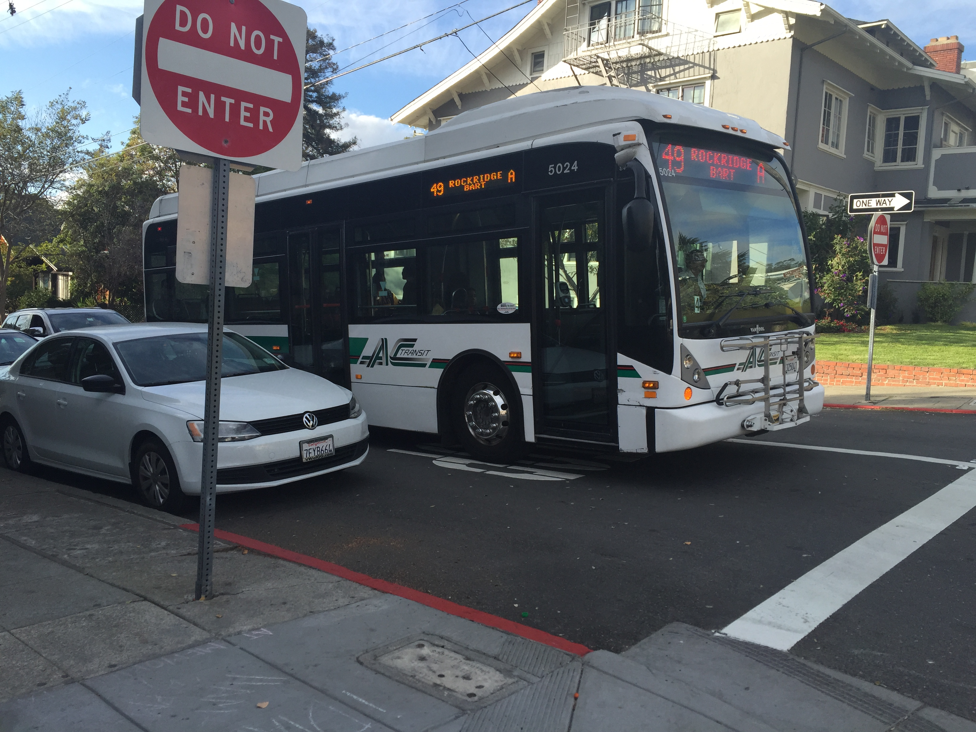 The Most Underrated Ac Transit Bus Lines The Daily