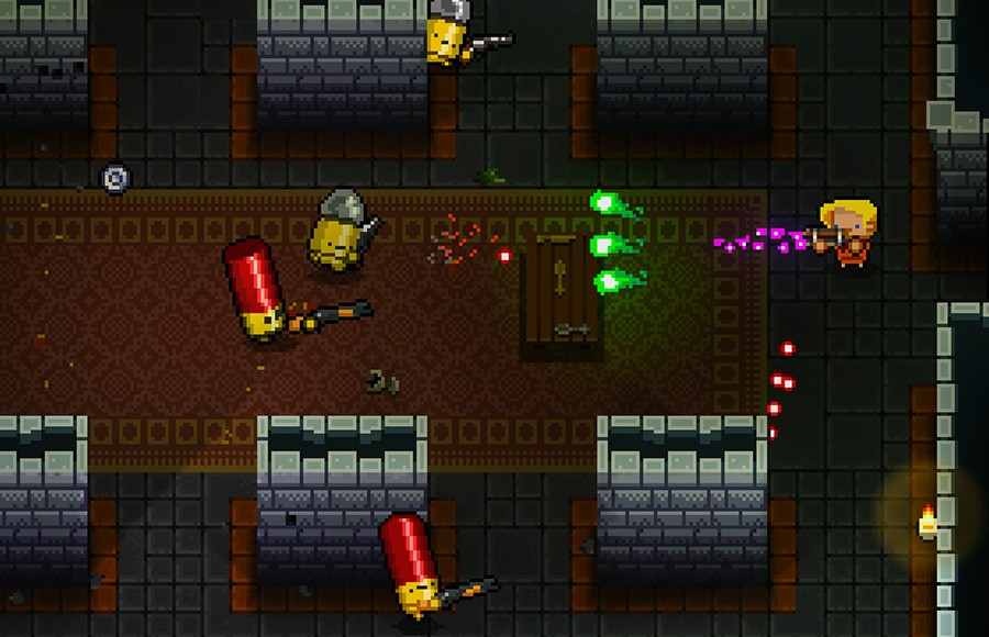 Gungeon_Dodge Roll Games_courtesy
