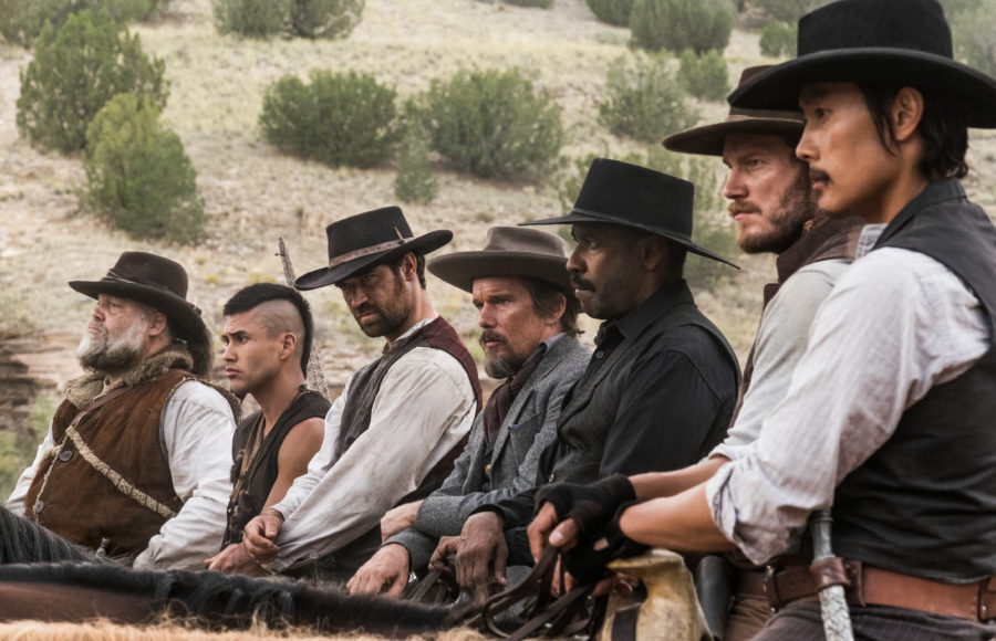 """""""The Magnificent Seven"""" 