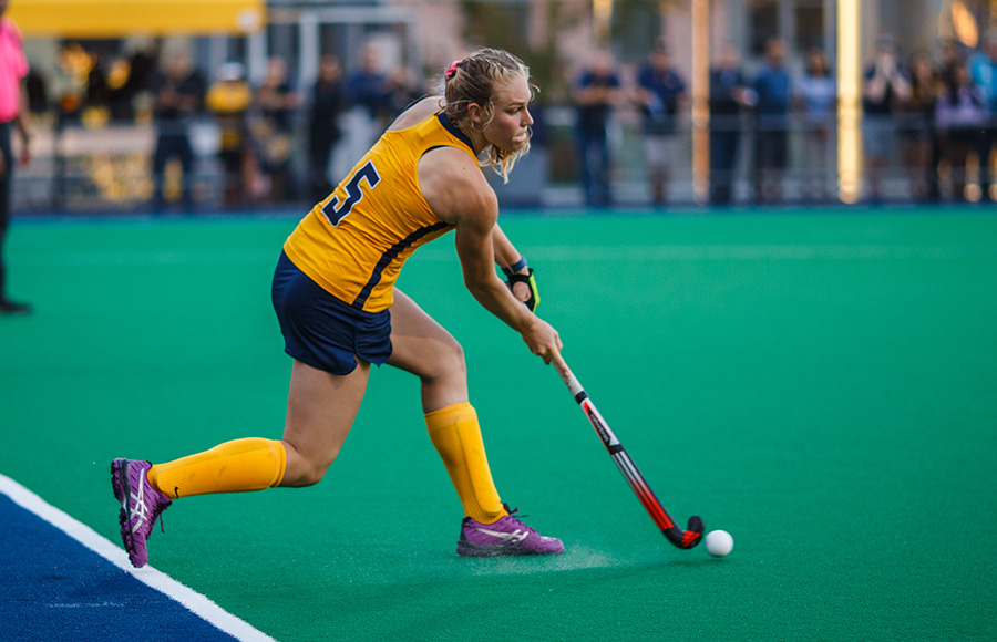 Cal field hockey prepares to face Drexel at home | The ...