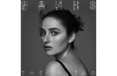 Banks The Altar | Harvest Records Grade: B+