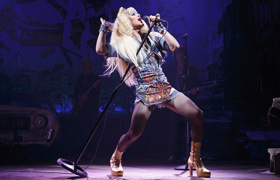 Theatre / Hedwig and the Angry Inch