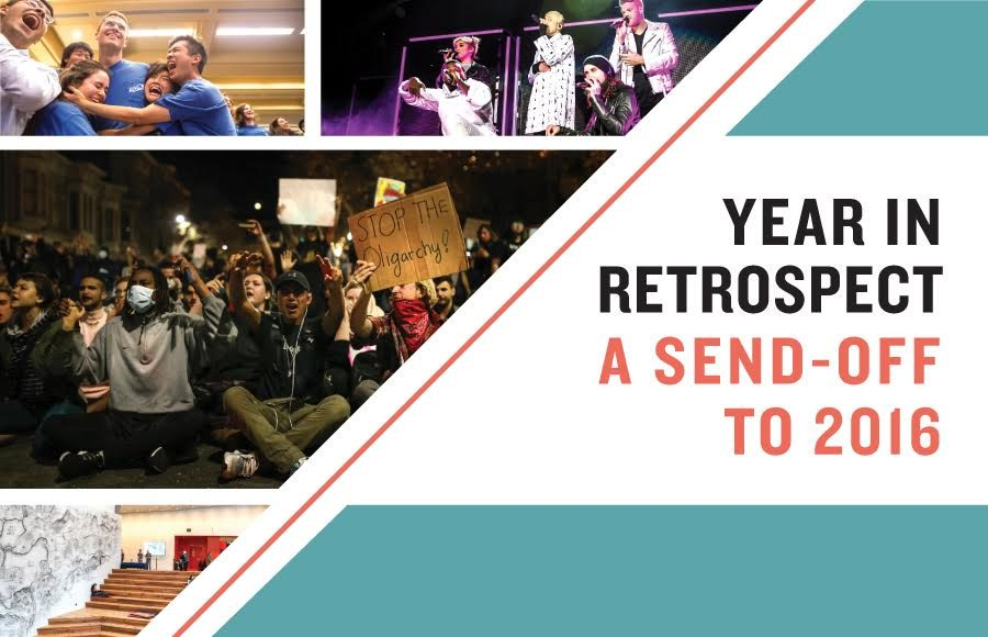 Year in Retrospective 2016