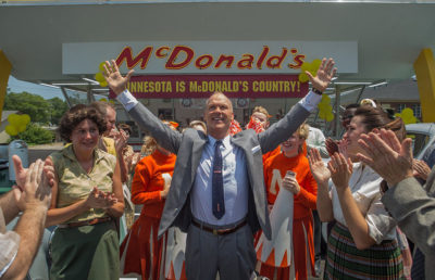 """The Founder"" 
