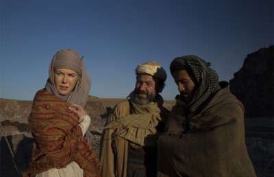 """Queen of the Desert"" 