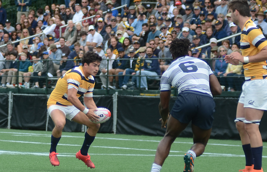 Cal rugby dismantles Penn State to reach second straight national title game