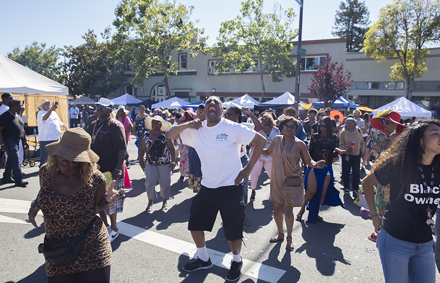 Berkeley's Juneteenth Festival celebrates historic African American day, reflects South Berkeley's cultural diversity
