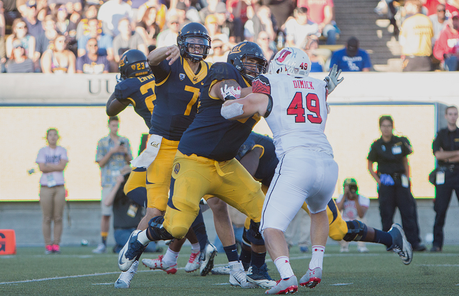 Previewing Cal's offensive line