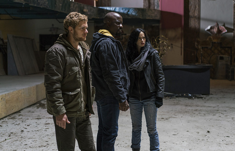 """Marvel's The Defenders"" 