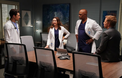GIACOMO GIANNIOTTI, CATERINA SCORSONE, JAMES PICKENS JR., GREG GERMANN