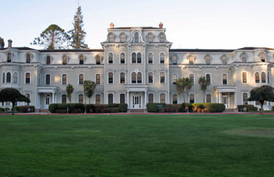 Mills Hall, Mills College, Oakland, CA