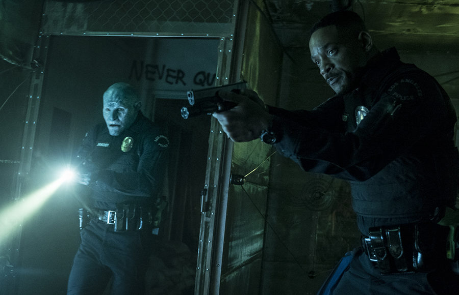Netflix's Bright Allegedly Left About 60 People Out Of Its Credits