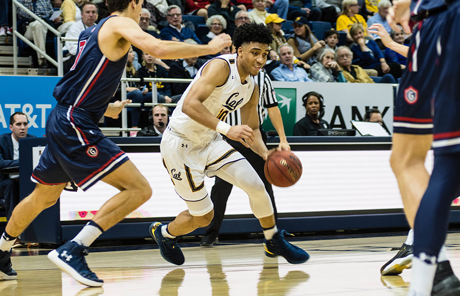 Cal men's basketball tasked with stopping Central Arkansas ...
