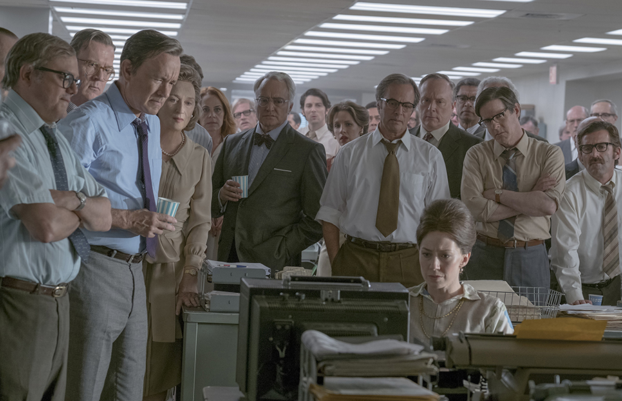 Meryl Streep shines, but 'The Post' disappoints, offering convoluted, disjointed ambitions