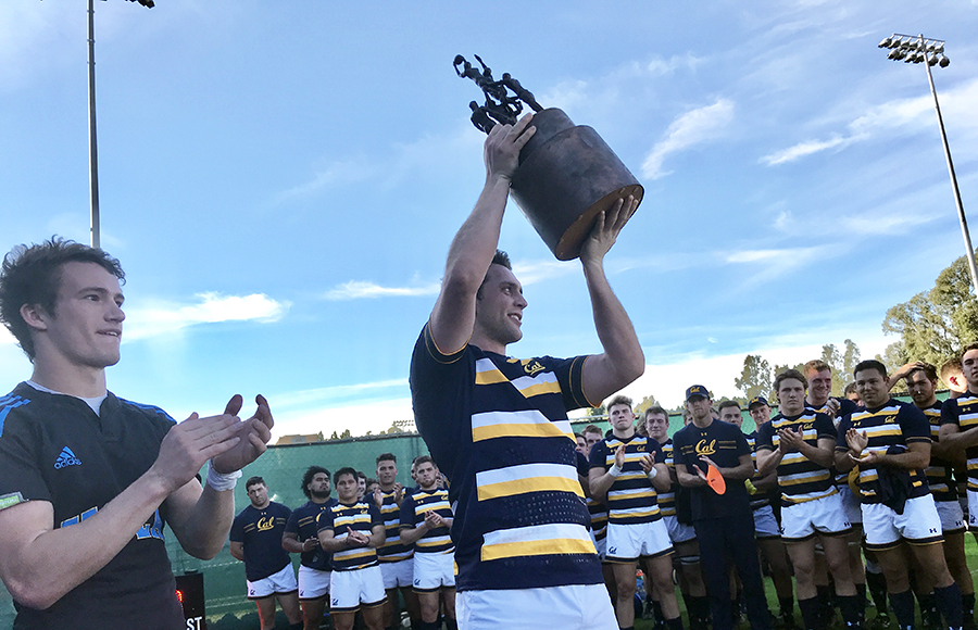 Cal rugby overpowers UC rivals, sweeps weekend 240-7 at Dennis Storer Classic