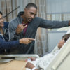 "Nicole Rubio has directed several episodes of ""Grey's Anatomy."" She is seen here directing Chandra Wilson and Jason Winston George in last week's episode, ""(Don't Fear) The Reaper."""