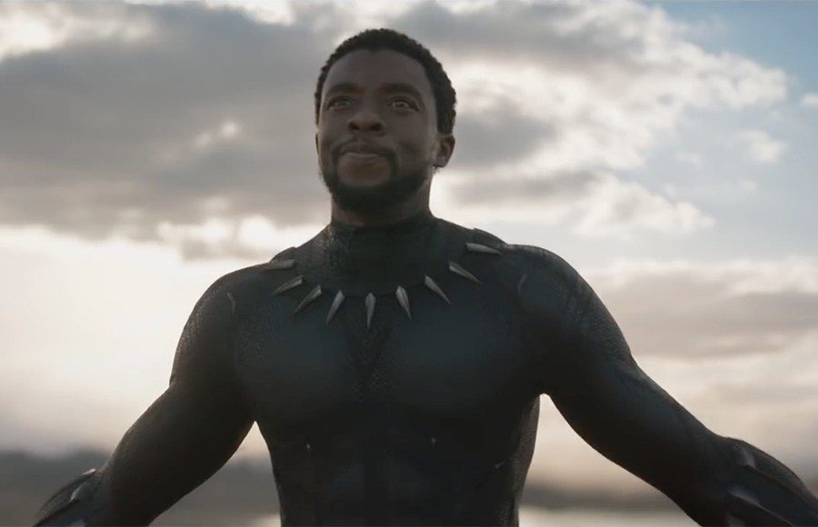 LeBron James Shares the Ultimate Praise for 'Black Panther'