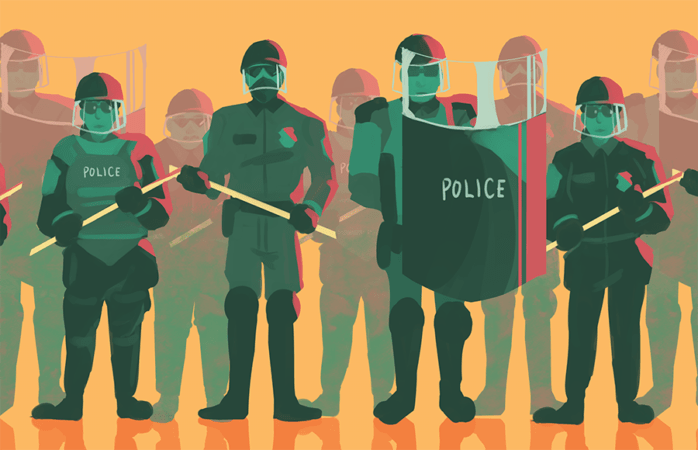 Opinion: How should police serve and protect?