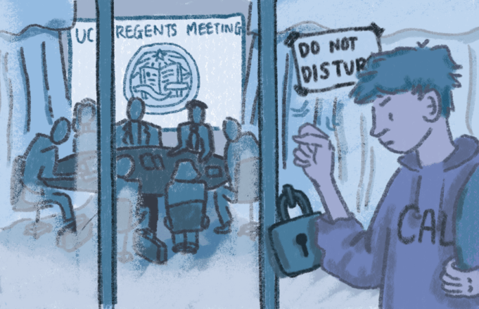 Holding UC regents accountable starts with the appointment process