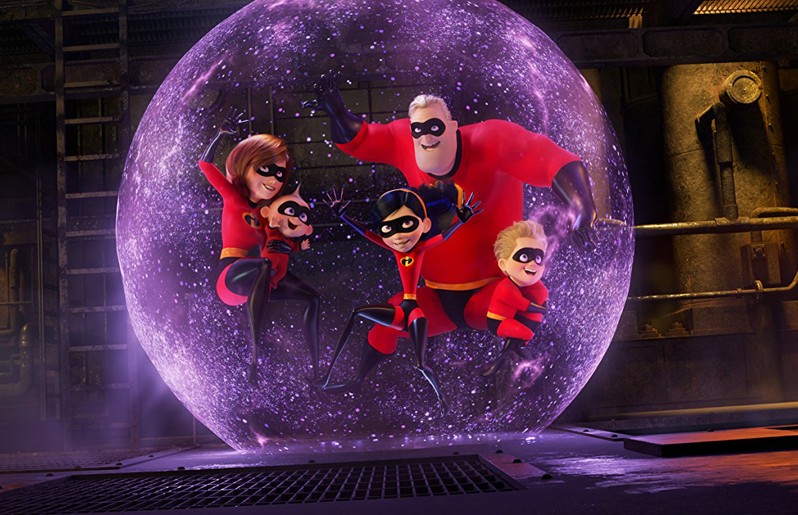 Worth the wait, 'Incredibles 2' is an animated Marvel
