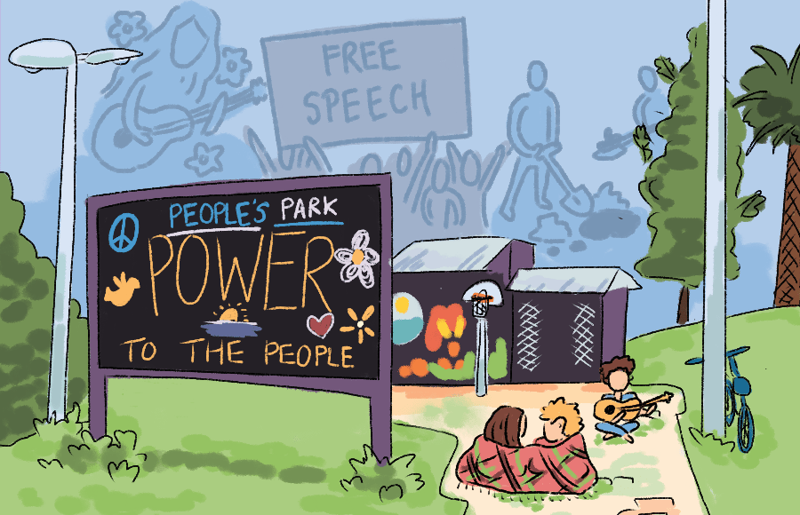 People's Park is a historical monument worth fighting for