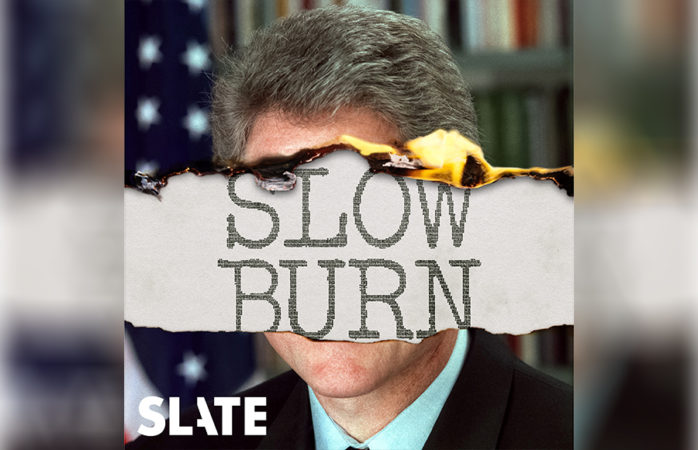 'Slow Burn' season 2 exposed details, not conclusions in captivating look into Clinton-Lewinsky scandal