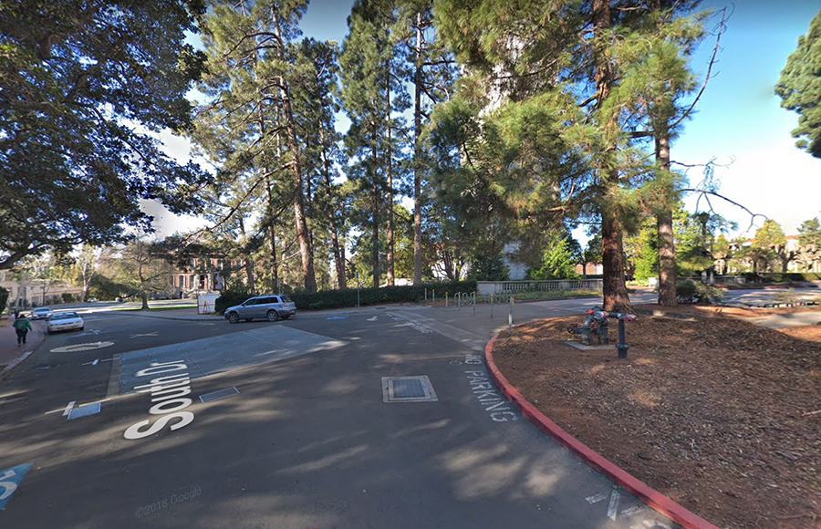 UC Berkeley student dies after motorcycle accident on campus