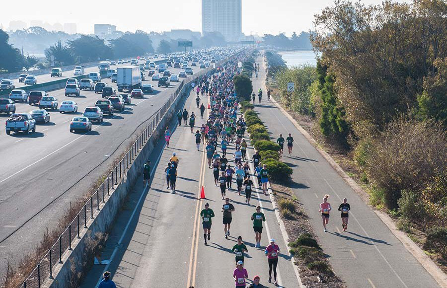 'You can't run in the smoke': Berkeley Half Marathon canceled