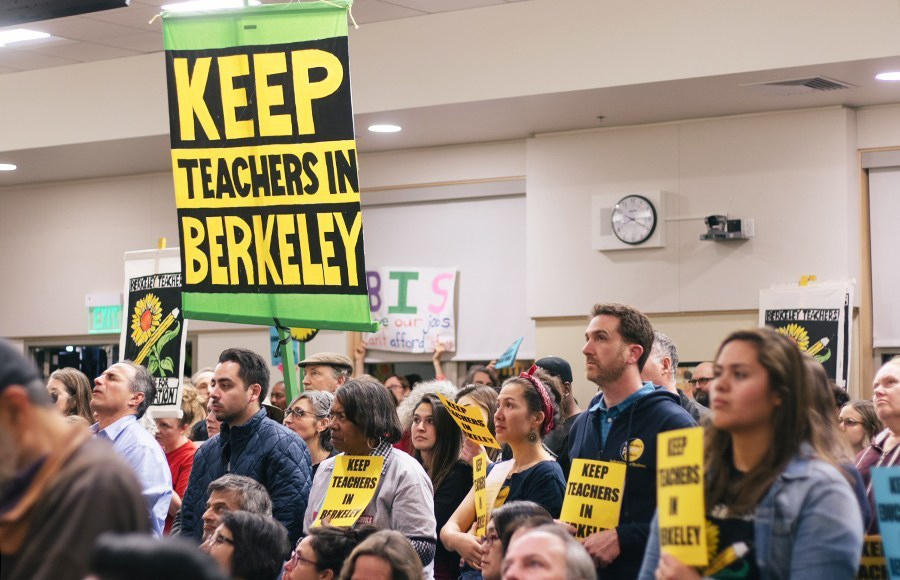 'It breaks the culture of Berkeley': Housing costs affect local teachers, school community