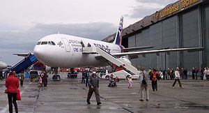 Airbus A300, the first aircraft model launched...