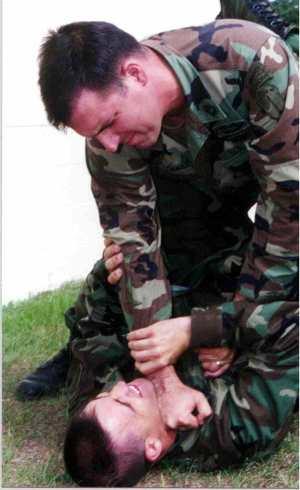 Matt Larsen, creator of the Modern Army Combat...