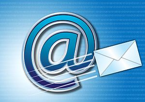 Email - Image via Wikipedia