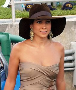Jennifer Lopez at ISC Miami. (Photo credit: Wikipedia)
