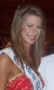 Maggie Ireland Miss Colorado 2007 - Image via Wikipedia