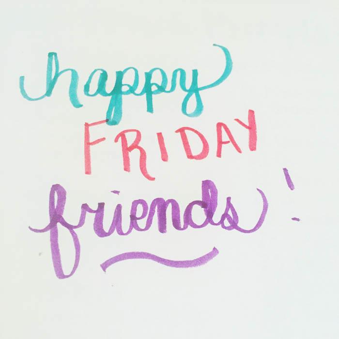 5 on Friday-5