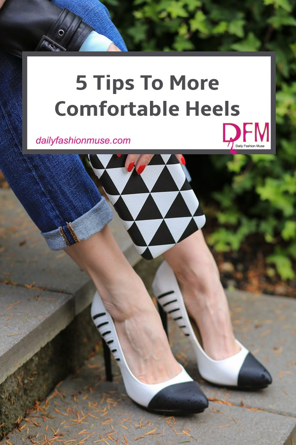 5 Tips To More Comfortable Heels