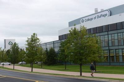 Griffin: College of DuPage spent $26 million without board scrutiny