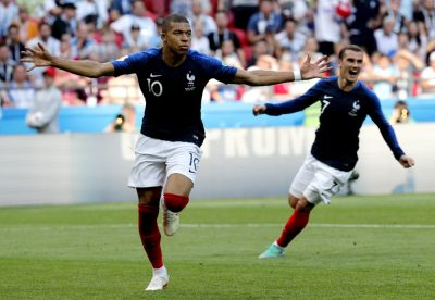 World Cup video highlights: Mbappe steals the show as A...
