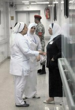 Doctors are considering an act of mass resignation to continue pressure for reform Mohamed Omar