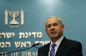 Israeli Prime Minister Benjamin Netanyahu (AFP Photo)