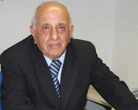Dr Michel Alaby speaks to DNE. (Photo courtesy of the Arab Brazilian Chamber of Commerce)