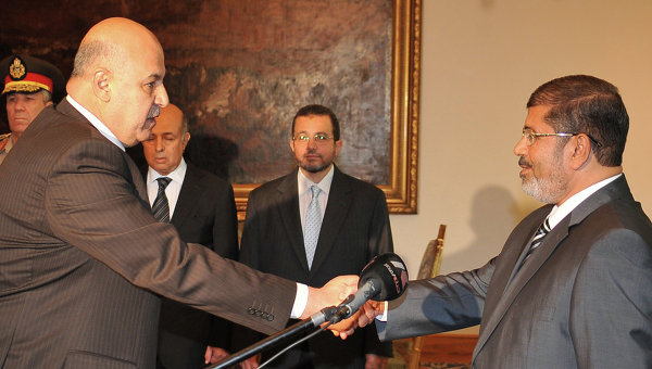 AFP/Egyptian presidency