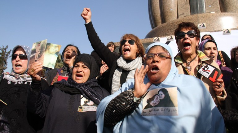 An international march condemning sexual harassment in Egypt is scheduled to take place worldwide on Tuesday (file photo) (Ahmed ElMalky/DNE)