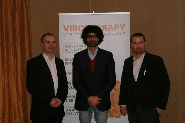 DNE Editor in Chief Maher Hamoud visits the Latvian facilities