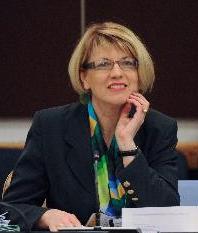 Helga Schmid, Deputy Secretary General for Political Affairs in the EU's European External Action Service