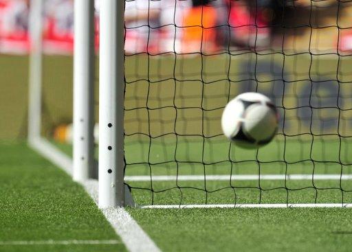 goal line football