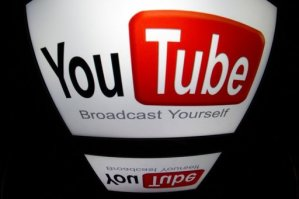 "The online media-sharing website YouTube will be hosting ""Comedy Week"" for the first time in the Middle East and North Africa region (AFP Photo)"